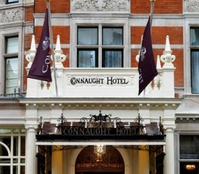 Hotels: The Connaught