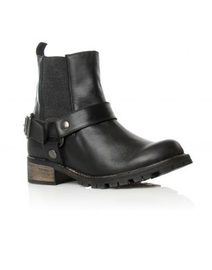 Sammy Black Boots