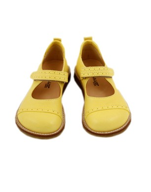 Bright Yellow Velcro