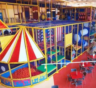 Gambado play area in Chelsea