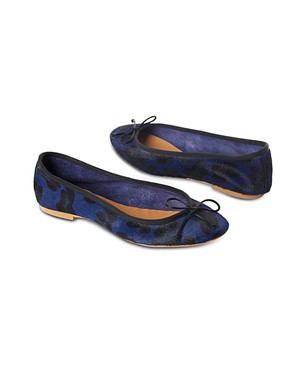 Kurt Geiger Ballerina Pumps In Blue
