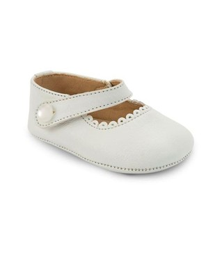 Baby White Mary Janes