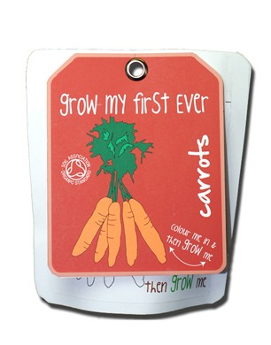 Grow My First Carrot