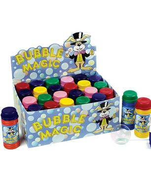 Bubble Magic Bottles
