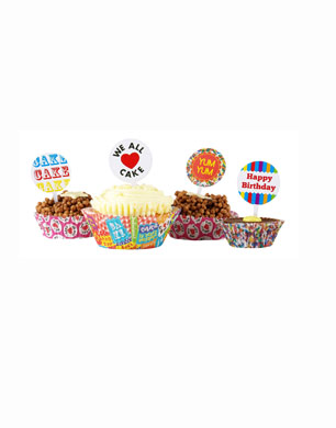 Funny Cake Decorations Uk : Party Decorations StyleNest
