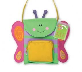 Stephen Joseph butterfly design lunch bag