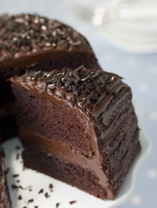 Chocolate Fudge Cake Stylenest
