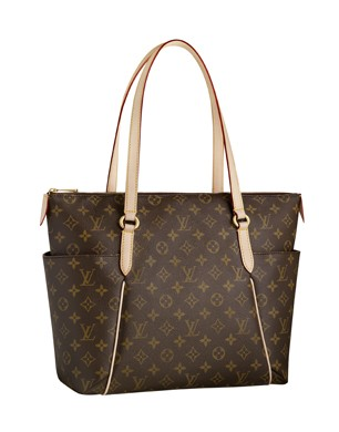 Totally Monogram Canvas Bag