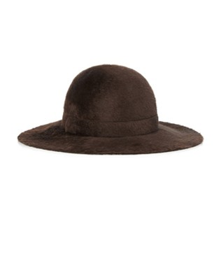 Marc by Marc Jacobs Wide Brimmed Felt Hat