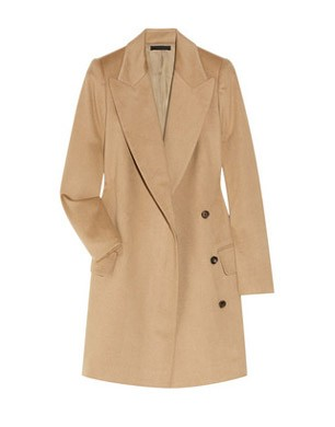Fessing Wool Coat