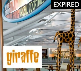 Expired Giraffe Competition