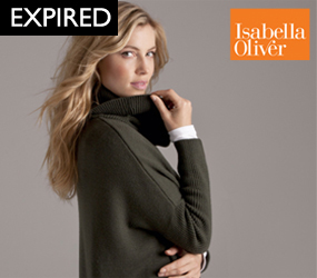 Featured Isabella Oliver