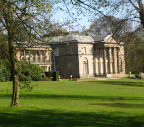Tatton Park Cheshire Exterior Image