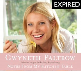 gwyneth paltrow competitions