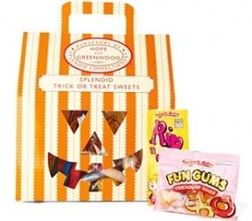 Halloween Treats: Hope & Greenwood Halloween Box