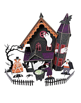 Meri Meri Cardboard Haunted House