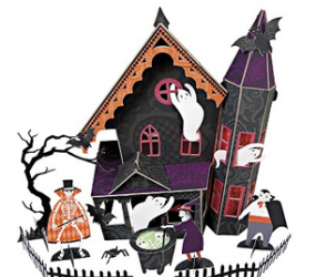 Halloween Decorations: John Lewis Haunted House