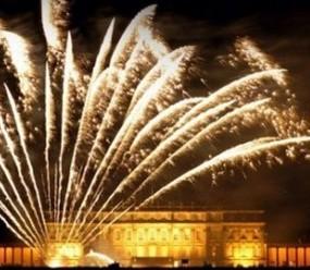 Hopetoun Edinburgh with Fireworks