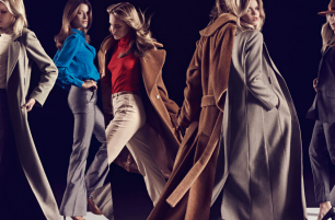 Reiss 40th Anniversay Collection campaign image