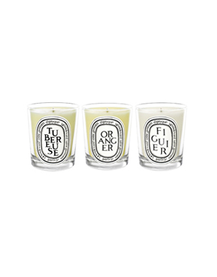 Set of Mini Candles