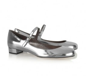 Silver Dolly Miu Miu AW11