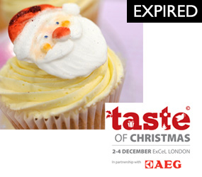 Taste of Christmas Competition