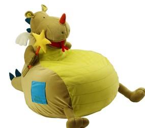 Beanbags: Davy Dragon Pouffe
