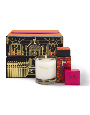 Malabah Classic Candle & Matches Collection