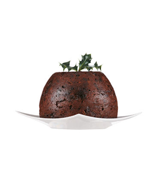 King George Christmas Pudding