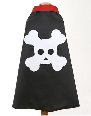 Pirate Dressing Up Cape