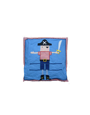 Pirate Jake Cushion