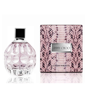 Jimmy Choo EDT 100ml bottle and box