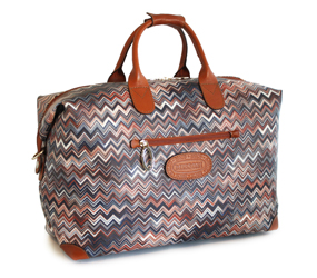 Missoni For Bric's Luggage Line