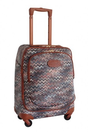 Missoni for Brics 4 Wheel Trolley