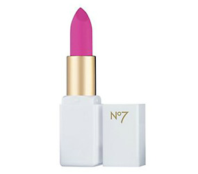 No 7 Vital Brights Lipstick