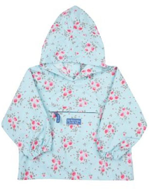 Pack-Away Floral Jacket