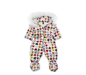 SNOWSUITS Moschino Baby Snowsuit
