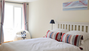 South Sands Hotel Bedroom