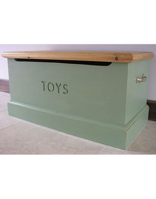 Personalised Toy Boxes Stylenest
