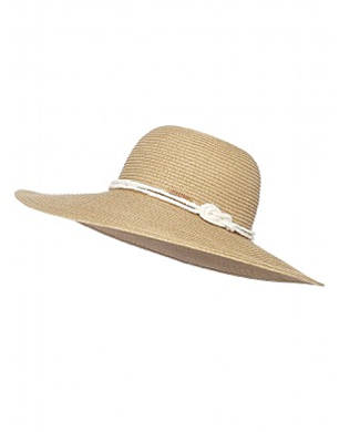 Firetrap Large Brim Summer Hat