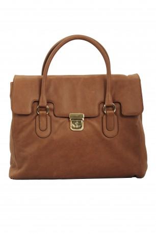 THEN Meli Melo Tan Didi Bag Was £420 Now £294