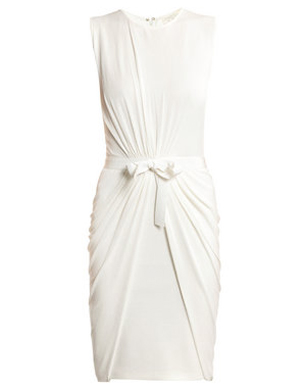 Giambasttista Valli Drape Front Dress