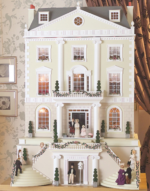 Doll 39 s houses stylenest - The dollhouse from fairy tales to reality ...