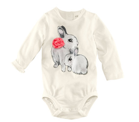 EASTER BABY CLOTHES