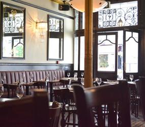 The Hill Brasserie & Bar