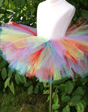 Multi-Coloured Tutu