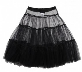Navy Blue longer lenght tutu childrensalon