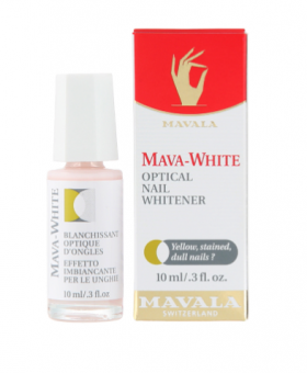 Mavala White Nail Varnish