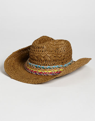 New York Cowboy Hat