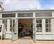 Charlotte Olympia pop-up boutique Bicester Village